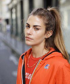 "Clara Berry on Instagram: ""🤡"" Clara Berry, Nike Jacket, Rain Jacket, Keep It Classy, Rain Wear, Androgynous, Hair Inspo, Boy Or Girl, Beautiful People"