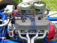 Big Block  Ford 427.