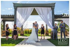 Todd Creek Golf Club Wedding  |  Erin & Connor's Colorado Wedding  |  Thornton, Colorado