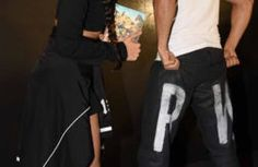PICS: Varun Dhawan and Jacqueline Fernandez goofing around at Dishoom DVD launch