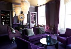 glamorous-purple-room-restaurant-the-phene-gold-mirror.jpg (810×562)