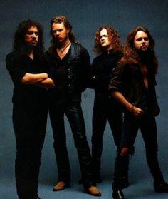 Kirk Hammett/James Hetfield/Jason Newsted/Lars Ulrich