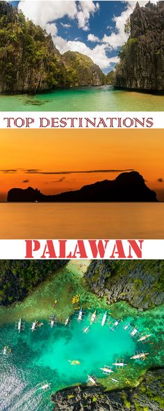 Palawan Island is named Best Island in the world 2 years in a row by CN Travel. These photos of El Nido, it's most popular spot, speak for themselves. More about El Nido in our travel guide http://www.travelimagez.com/asia/philippines/el-nido/