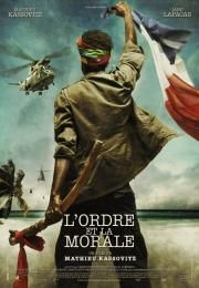L'ordre et la morale        L'ordre et la morale      Rebellion  Ocena:  7.00  Žanr:  Action Drama  April 1988 Ouvea island New Caledonia. 30 policemen held hostage by a group of Kanak separatists. 300 soldiers sent from France to restore order. 2 men face to face: Philippe Legorjus captain of the GIGN and Alphonse Dianou head of the hostage takers. Through shared values they will try to win the dialogue. But in the midst of a presidential election when the stakes are political order is not…