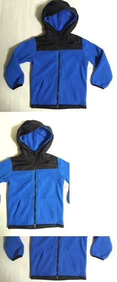ad606c0d037c Outerwear 147324  Wonder Toddler Boys Hooded Fleece Full Zip Jacket W  Pockets Hoodie Nwt 3T