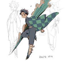 Anime Demon, Manga Anime, Anime Art, Demon Slayer, Slayer Anime, Character Art, Character Design, Another Anime, Cute Drawings