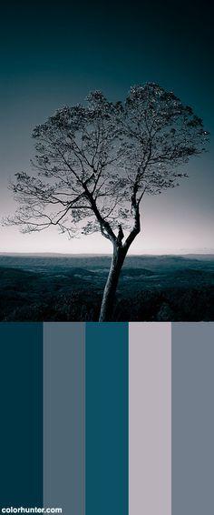 Mordor! Color Scheme from colorhunter.com