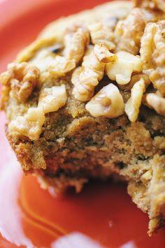 Coconut Flour Power Breakfast Muffins (Gluten Free, Refined Sugar Free)