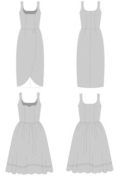 Pattern Reviews> By Hand London> Kim Dress (Kim Dress)