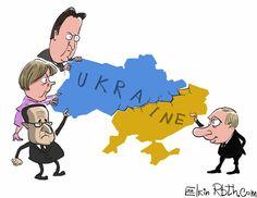 A situação na Ucrânia mostrou que os Estados Unidos e seus aliados da Otan já não podem exibir seu poder militar e agir como valentões globais.