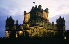 Visit the real Wayne Manor in Nottingham