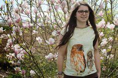 Miss Pixie's Blog: Wat er van onder de nieuwe naaimachine rolde