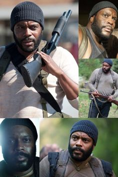 Tyreese Williams (Brother to Sasha Williams)