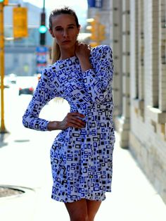 FASHION FIT FUNCTION: How To Style a Busy Pattern Dress With These Tips!
