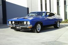 Australian Muscle Cars, Aussie Muscle Cars, Ford Falcon Australia, Sweet Cars, Performance Cars, Ford Gt, Future Car, Cars And Motorcycles, Cool Cars