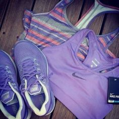 cute workout clothes like this give me motivation