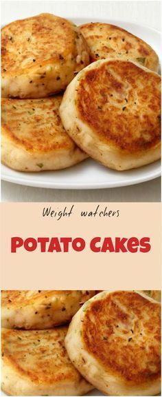 weight watchers Potato Cakes | weight watchers recipes