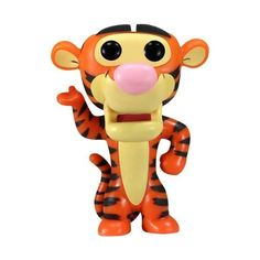 Funko POP Disney Series 4 Tigger Vinyl Figure (60 DKK) ❤ liked on Polyvore featuring toys, pop, disney, figurines and funko