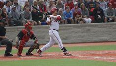 Kyle Schwarber goes yard for IU baseball.