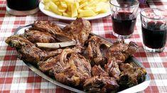 . Athens Guide, Steak, Pork, Chicken, Islands, Greece, Restaurants, Beach, Gastronomia