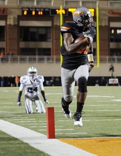 Oklahoma State 9-0 ranked #2!!! 11/6/11