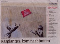 50 things to do before 11 3/4      British National Trust    Uit Volkskrant 16-04-2012