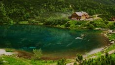 Zelené Pleso High Tatras, Cottages, Golf Courses, Cabins, Country Homes, Cottage