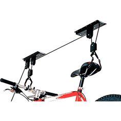 Suporte de Teto de Parede para Bicicleta - Viva Bricolagem