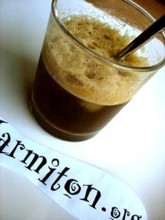 Recette Café frappé (café glacé grec)