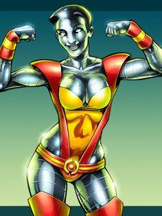 X-Men: Lady Collosus