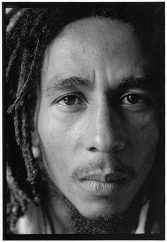 Photo of Bob Marley by David Burnett