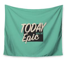 Epic Day by Juan Paolo Wall Tapestry