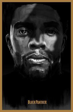 Black Panther x Black Panther King, Black Panther 2018, Black Panther Marvel, Marvel Fan Art, Marvel Vs, Marvel Heroes, Marvel Characters, Marvel Comics, Cute Deadpool