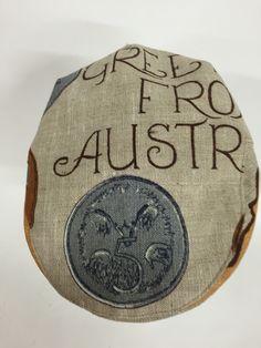 Greetings from Australia Men's Hats, Hats For Men, Burlap, Reusable Tote Bags, Australia, Hessian Fabric, Jute, Australia Beach, Canvas
