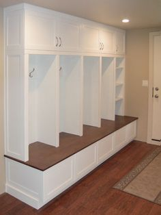 Download Mudroom Lockers Plans Free