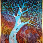 Tree tapestries: wall hangings, urban outfitters