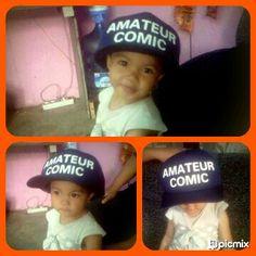 @pratamareind Man ini comic termuda di indonesia, pake @ShoutCap lagi keren! Hoho.. pic.twitter.com/zkw6VmGdUL