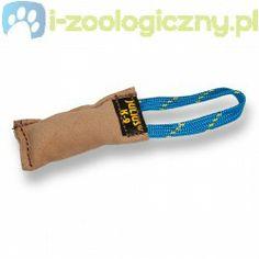 JULIUS K9 Gryzak skórzany dla psa - 10x2,5cm