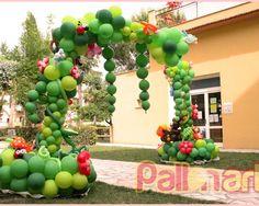 Compleanni e feste a tema - Pallonarte