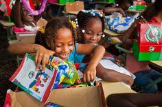 Twenty Years of Joy, Operation Christmas Child