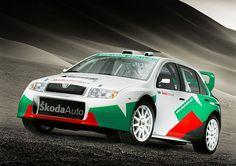 Škoda Fabia WRC (2003)