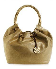 Michael Kors Handbag, Marina Shoulder Tote