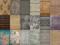 Sims 4 CC's - The Best: Rugs by Mio Sims