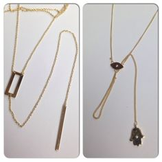 Larriette necklaces