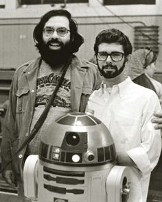 George Lucas & Francis Ford Coppola