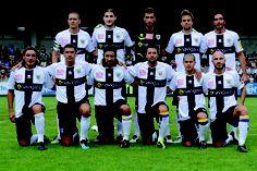 La squadra del Parma F.C. 2011/2012