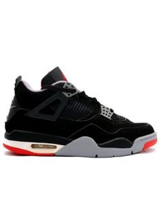 sale retailer 04093 f7e48 136013 001 Nike Air Jordan 4 IV Retro 1999-Black Cement Grey Air Jordan