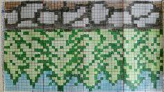 Taikutti: Metsäkivillä -sukat Knitting Charts, Knitting Socks, Knitting Patterns, Crochet Patterns, C2c Crochet, Crafts To Do, Diy Clothes, Cross Stitch, Sign