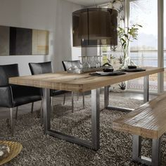 Found it at Wayfair.co.uk - New York Dining Table