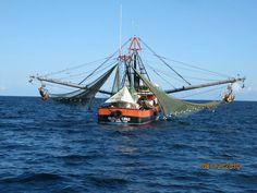 Shrimp boat Port Aransas